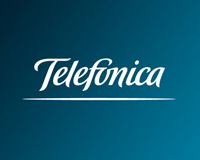 Telefonica Sponsor Logo