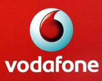 Vodafone Sponsor Logo