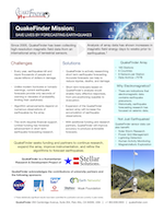 QuakeFinder One Pager